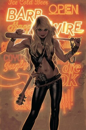 Barb Wire édition Issues V2 (2015 - Ongoing)