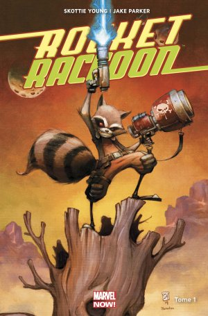 Rocket Raccoon édition TPB Hardcover (cartonnée) - Issues V2