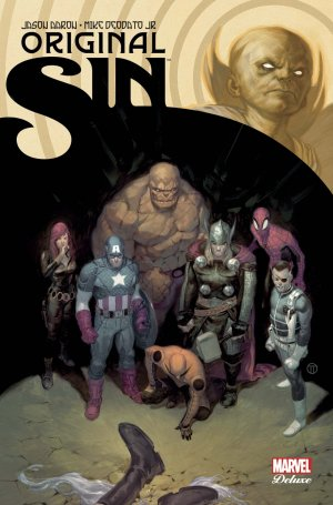 Original Sin édition TPB Hardcover (cartonnée) - Marvel Deluxe