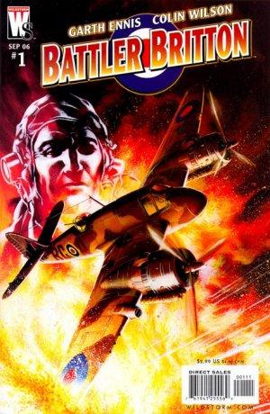 Battler Britton édition Issues (2006 - 2007)