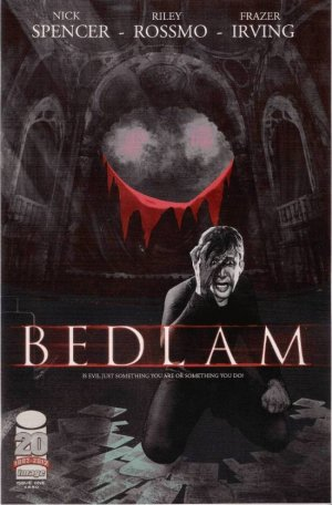 Bedlam édition Issues (2012 - 2014)