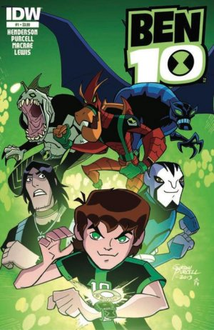 Ben 10 édition Issues (2013 - 2014)