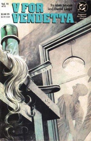 V pour Vendetta # 6 Issues