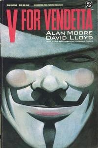 V pour Vendetta édition TPB softcover (souple)