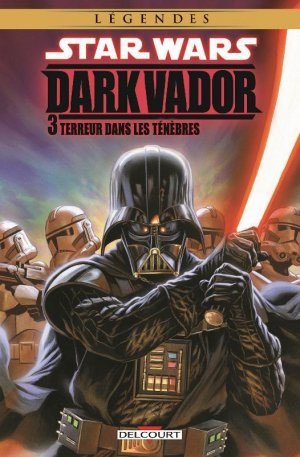 Star Wars - Dark Vador 3