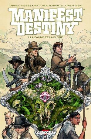 Manifest Destiny édition TPB hardcover (cartonnée)