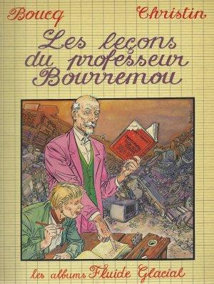 Les leçons du professeur Bourremou édition Simple