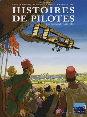 Histoires de pilotes édition Simple