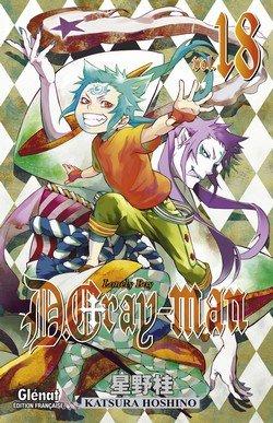 D.Gray-Man  #18