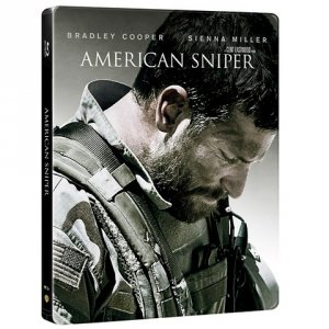 American Sniper édition Steelbook