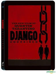 Django Unchained édition Steelbook