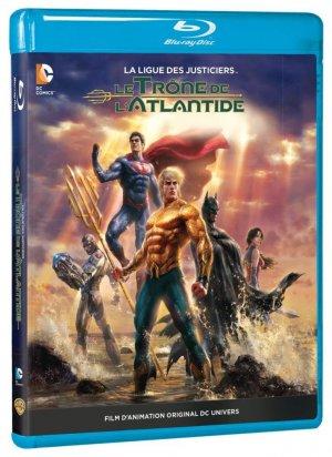 La Ligue des justiciers : Le Trône de l'Atlantide édition Simple