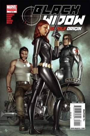 Black Widow - Deadly Origin édition Issues (2010)