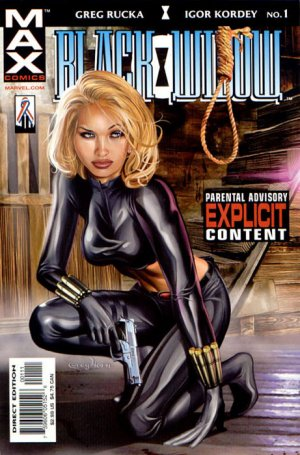 Black Widow - Pale Little Spider # 1 Issues