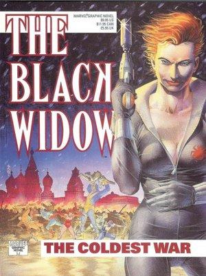 Black Widow - The Coldest War édition TPB softcover (souple)