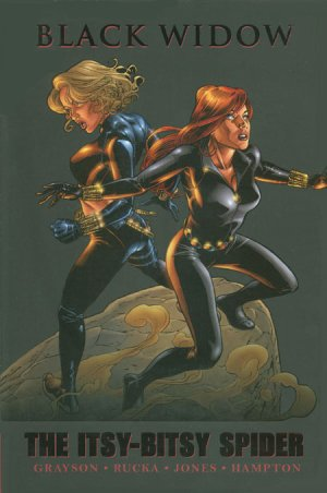 Black Widow - The Itsy-Bitsy Spider édition TPB hardcover (cartonnée)