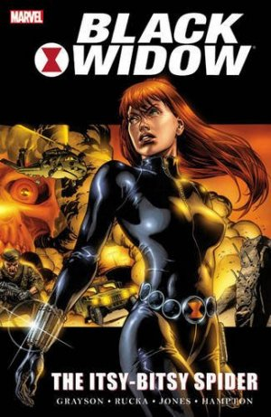 Black Widow - The Itsy-Bitsy Spider édition TPB softcover (souple)