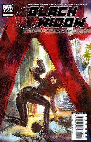 Black Widow - Ce qu'ils disent d'elle édition Issues (2005 - 2006)