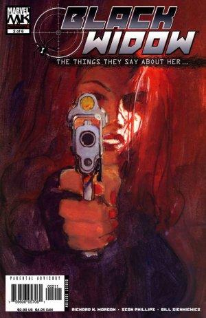 Black Widow - Ce qu'ils disent d'elle # 2 Issues (2005 - 2006)