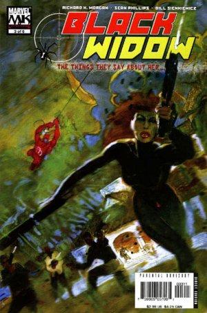 Black Widow - Ce qu'ils disent d'elle # 3 Issues (2005 - 2006)