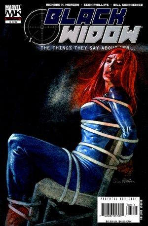 Black Widow - Ce qu'ils disent d'elle # 5 Issues (2005 - 2006)