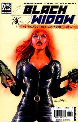 Black Widow - Ce qu'ils disent d'elle # 6 Issues (2005 - 2006)