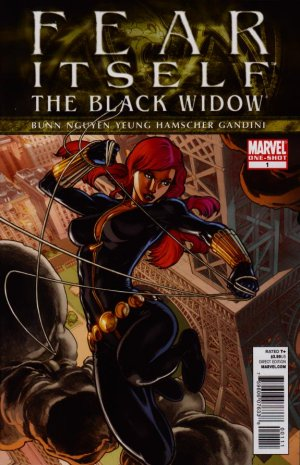 Fear Itself - Black Widow édition Issues