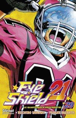 couverture, jaquette Eye Shield 21 29  (Glénat Manga)