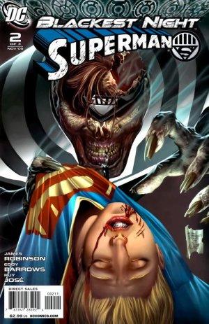 Blackest Night - Superman # 2