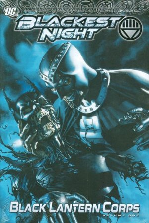 Blackest Night - Superman # 1 TPB hardcover (cartonnée)