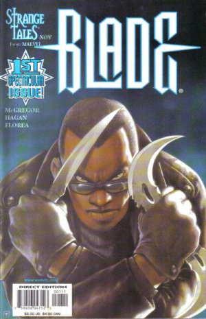 Blade édition Issues V1 (1998 - 1999)