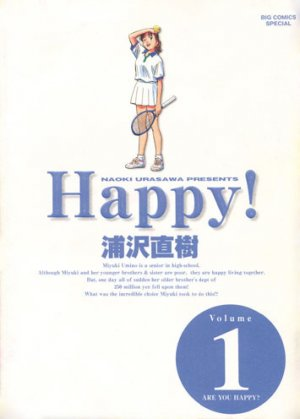 Happy ! édition Deluxe Japonaise