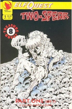 Elfquest- Two-Spear édition Issues