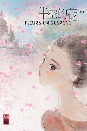 couverture, jaquette Fleurs en suspens   (Urban china)