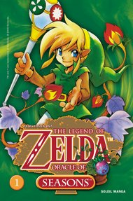 The Legend of Zelda: Oracle of Seasons/Ages #1