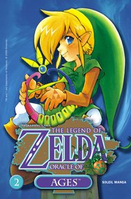 The Legend of Zelda: Oracle of Seasons/Ages #2