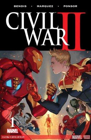 Civil War 2 # 1 Issues (2016)