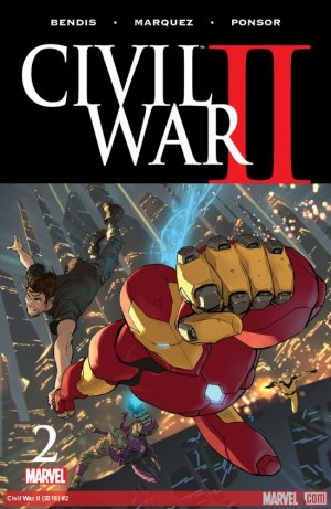 Civil War 2 # 2 Issues (2016)