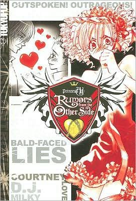 Princess Ai - Rumors from the other side édition simple