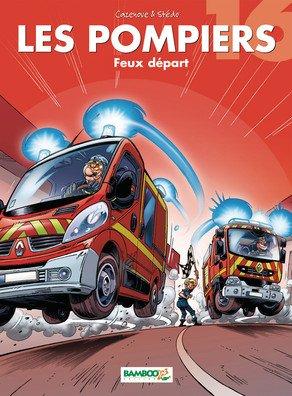 Les pompiers 16