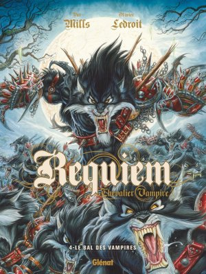 Requiem Chevalier Vampire # 4