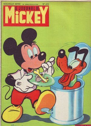 Le journal de Mickey 470