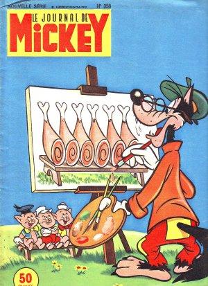 Le journal de Mickey 358