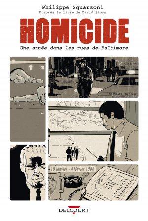 Homicide - Une année dans les rues de Baltimore édition Simple