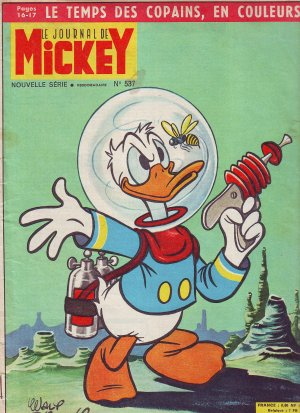 Le journal de Mickey 537