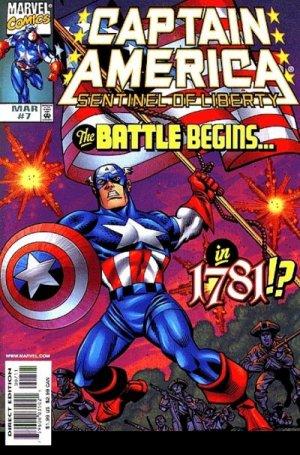 Captain America - La Sentinelle de la Liberté T.7