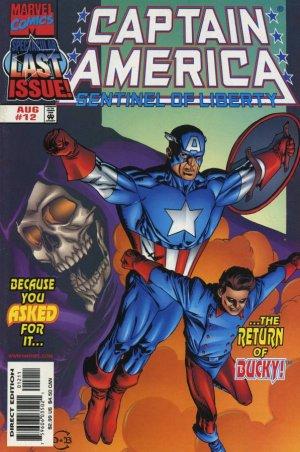 Captain America - La Sentinelle de la Liberté T.12