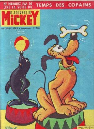 Le journal de Mickey 536