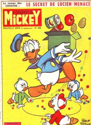 Le journal de Mickey 566
