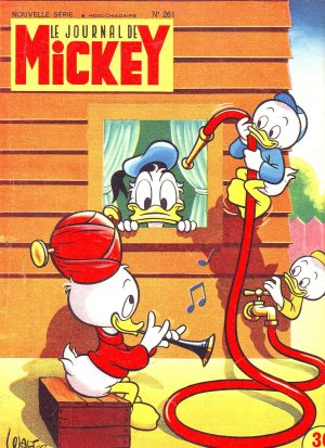 Le journal de Mickey 261